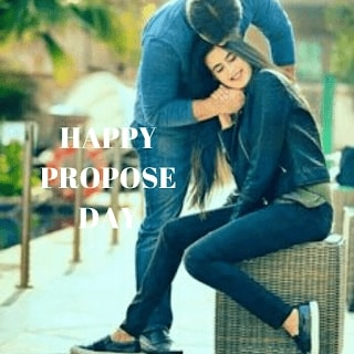 Propose day image for couple