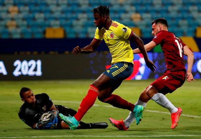 Agridulce empate: Colombia no pasó del cero ante Venezuela, con Wuilker Fariñez como gran figura