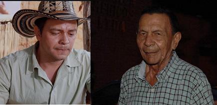 El día que murió el padre de Diomedes Diaz,Rafael Maria ...