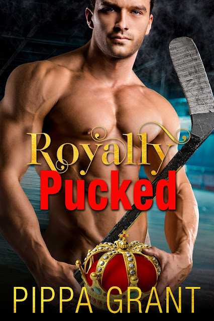 Royally Pucked by Pippa Grant cover