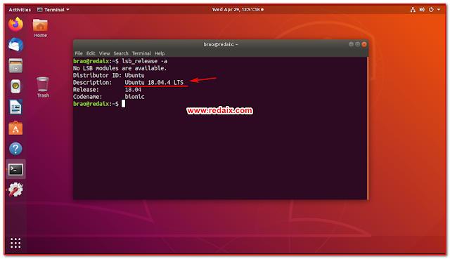 linux ubuntu release