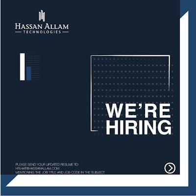 شركة حسن علام تطلب للتعيين عدد من التخصصات لحديثي التخرج والخبره