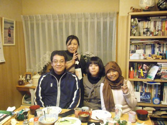 Japane family sendai