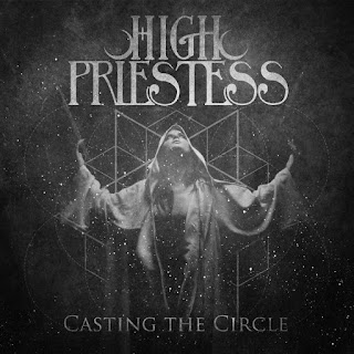 "High Priestess - ""Casting The Circle"" (album)"