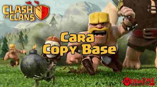 Cara Copy Base COC
