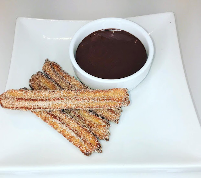 Churros recipe, churros,
