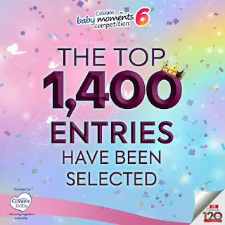2019 Cussons Baby Moment 1,400 Shortlisted Babies for Voting [CBM6]