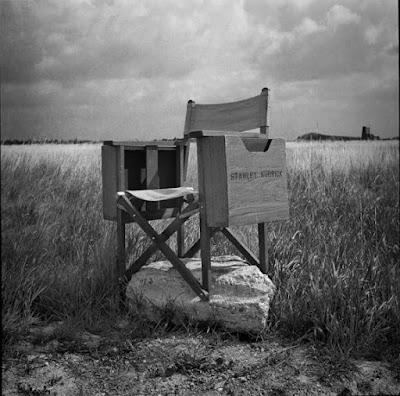Stanley Kubrick - La silla del director