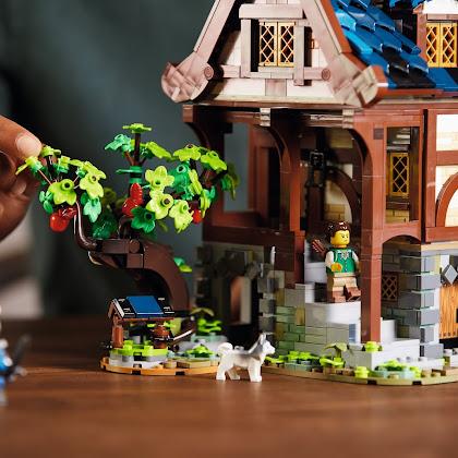 LEGO - Nunca foi tão bom ser adulto.