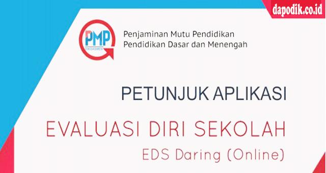 Juknis Aplikasi Evaluasi Diri Sekolah - Daring PMP -  EDS Daring Online