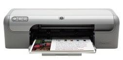 HP Deskjet D2300 Printer series Software and Driver