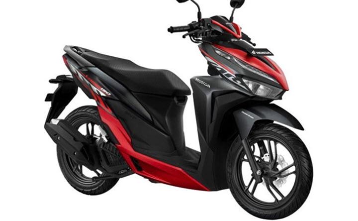 Honda Vario 150 2020 thêm phiên bản mới, giá từ 1.750 USD