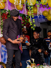 How Tuface's first babymama Sunmbo Adeoye organised his surprised 45th birthday