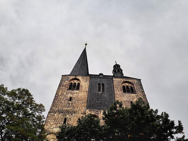 St. Benedikti church of Quedlinburg