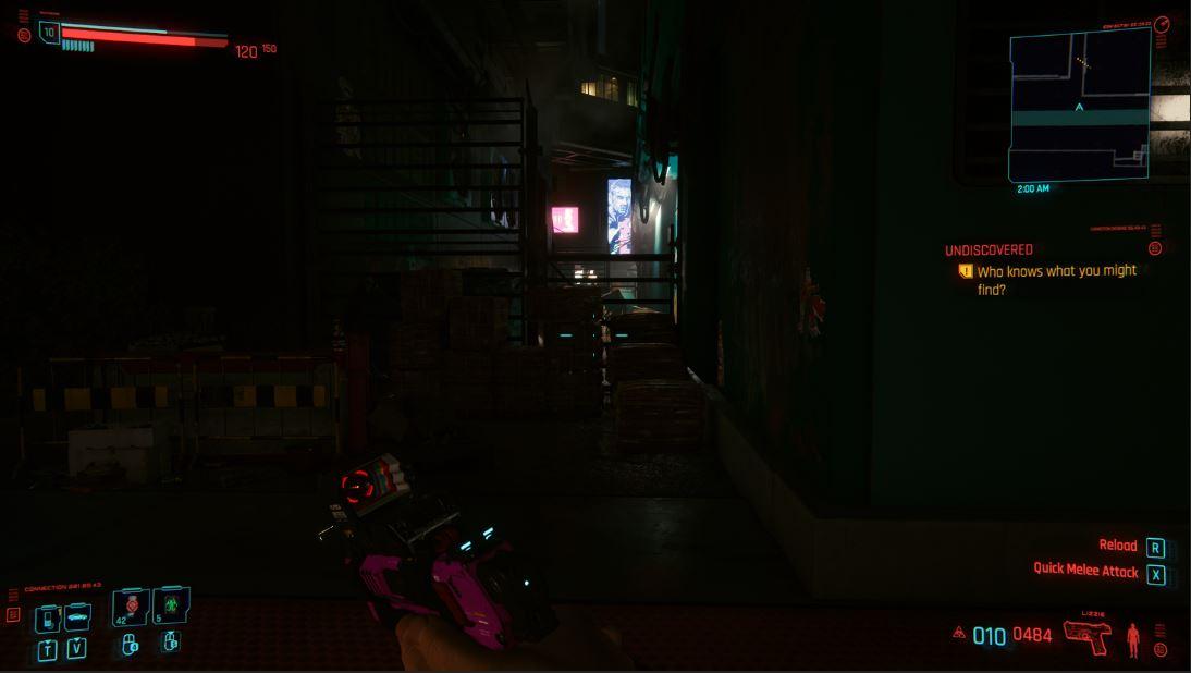 How do I get the Skippy talking pistol Screenshot