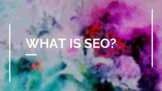 Search Engine Optimization Simple Guide