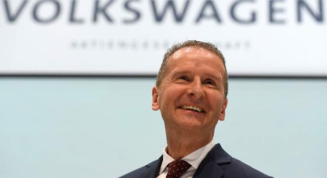 Herbert Diess, nuevo CEO del grupo Volkswagen, no descarta asociaciones con otras marcas ni la venta de Ducati