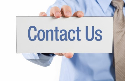 صفحة اتصل بنا او contact us