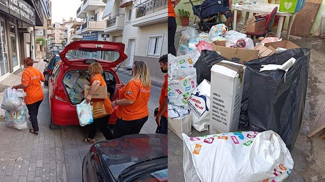 Αργολίδα: Παραδόθηκε η βοήθεια στους άνεργους γονείς με το μωράκι