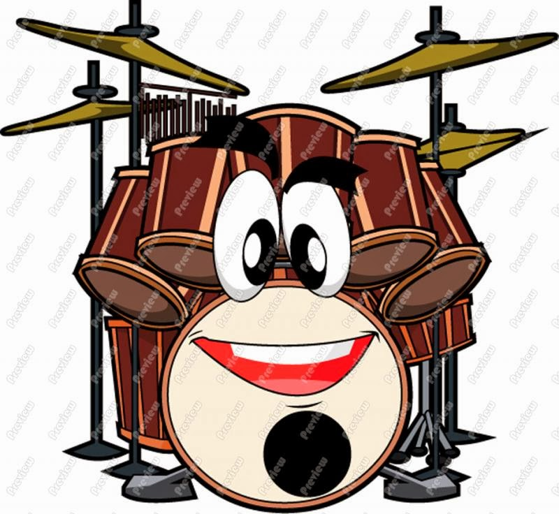 Drummer Cartoon Stock Images, Royalty-Free Images ...   Cartoons About Drummers