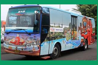 Bus Trans BSD City