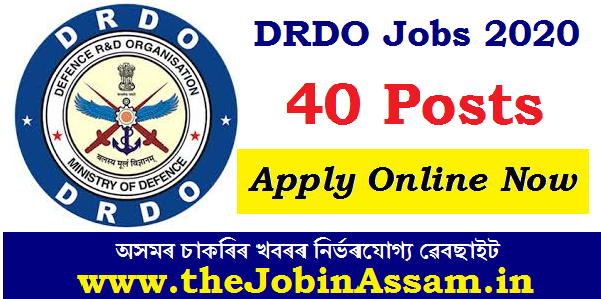 DRDO Recruitment 2020: Apply Online For 40 Scientist Posts