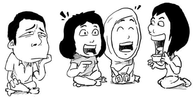 Istriku, Jangan Kau Buka Telingamu untuk Omongan Perempuan Lain