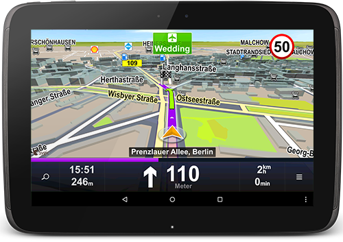 Navigation For Android 2016-2017-2018 (FULL)