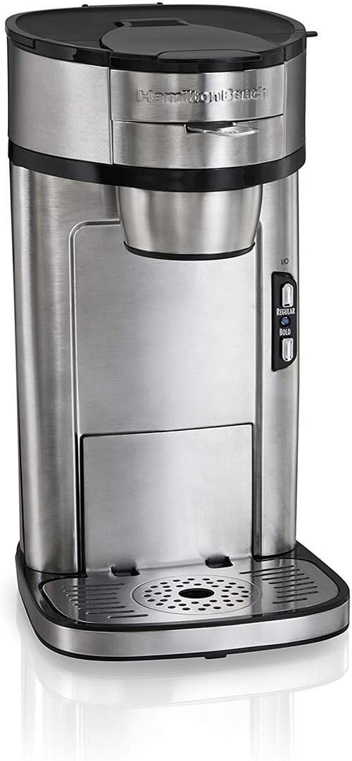 Hamilton Beach 49981A Scoop Single Serve Coffee Maker