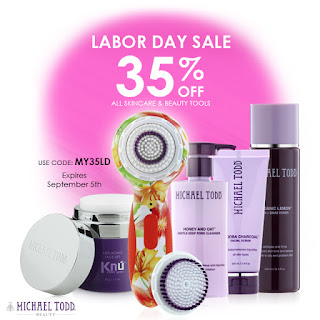 Michael Todd Beauty Labor Day Deals, By Barbies Beauty Bits