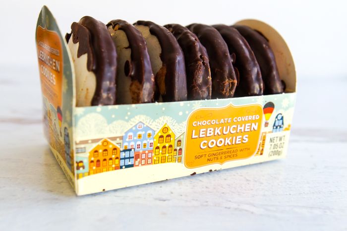 Trader Joe's Chocolate Covered Lebkuchen Cookies review