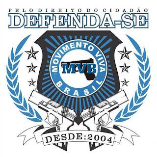 Conheça o Movimento Viva Brasil uma luta em prol da legítima Defesa
