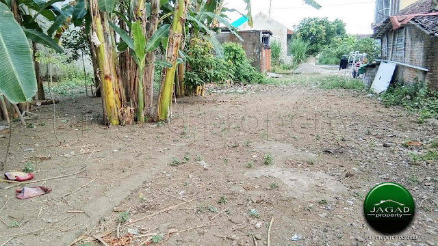 Tanah di Berbah dekat Bandara Jogja
