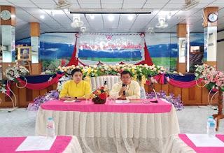 ประชุมคณะครูและบุคลากรทางการศึกษา