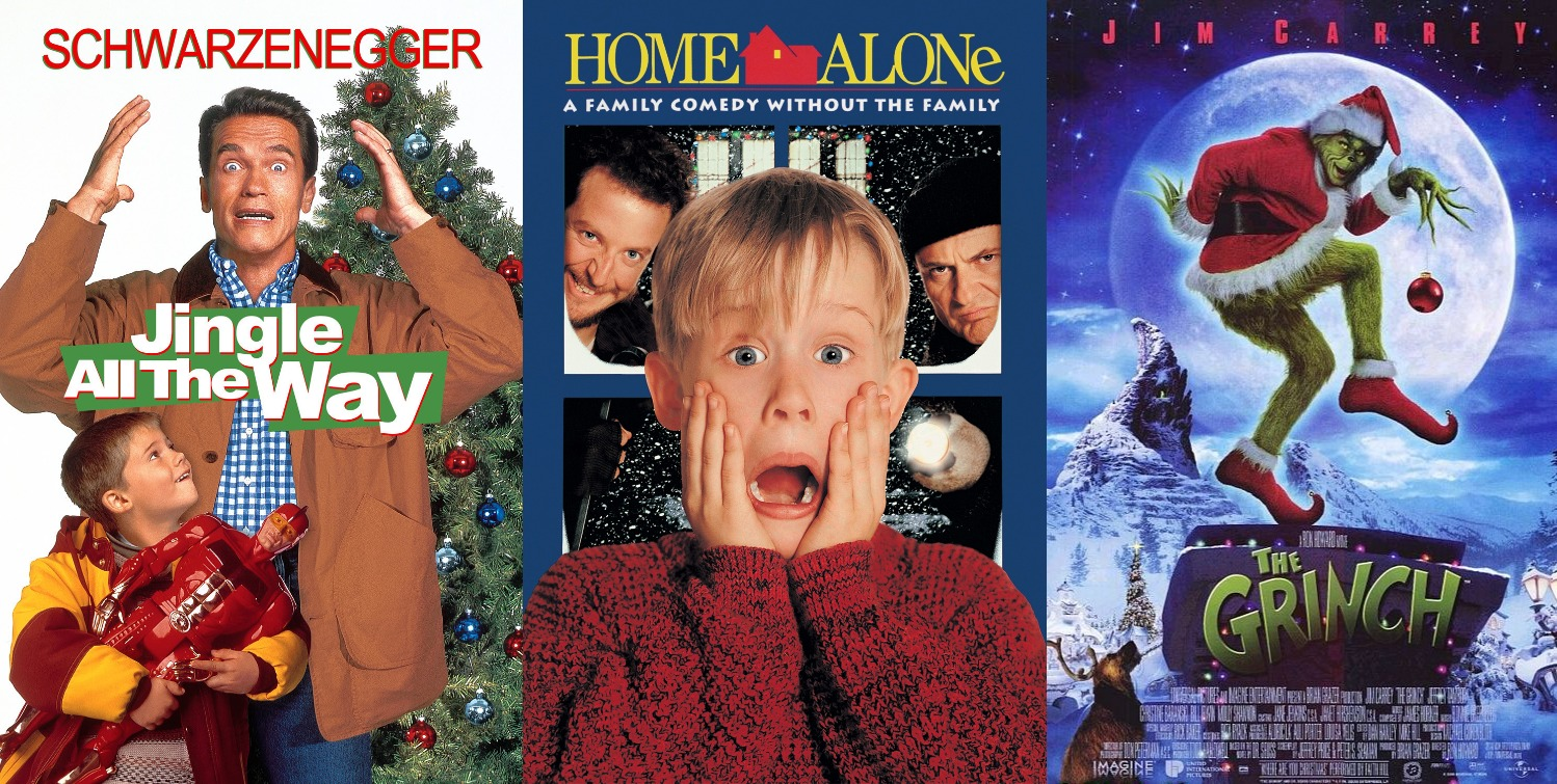 Childhood favourite Christmas movies