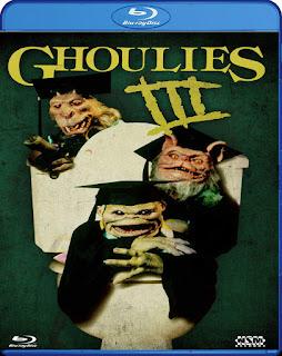 Los Ghoulies 3: Van al Colegio [BD25] *Con Audio Latino