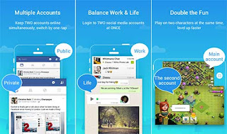 Parallel Space – Multiple accounts 4.0.8844 Android MOD (Premium) Apk