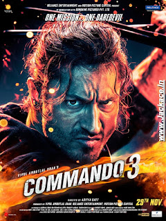 Commando 3 First Look Poster 5