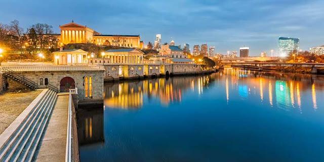 The city of fraternity - Philadelphia