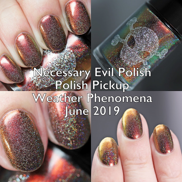 Necessary Evil Polish Polish Pickup Weather Phenomena June 2019