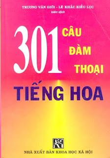 301 Câu Đàm Thoại Tiếng Hoa - Nhiều tác giả