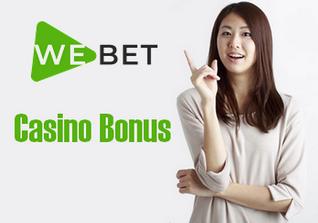 Webet no deposit bonus