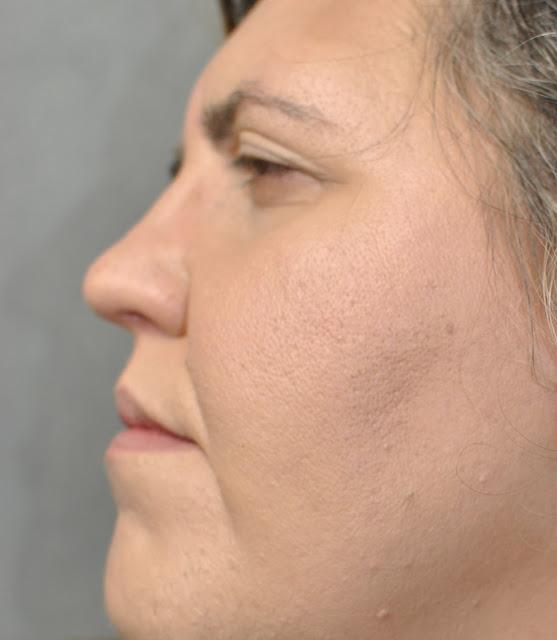 podkład na twarzy