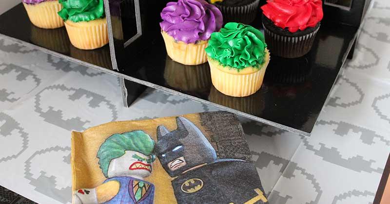 How to Throw a Super Fun LEGO Batman Birthday Party