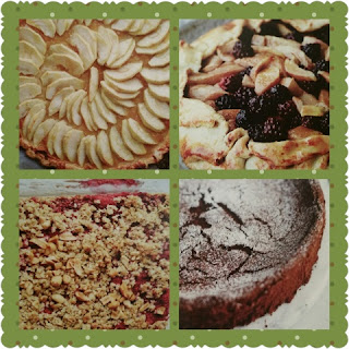 Guilt Free Baking collage 2