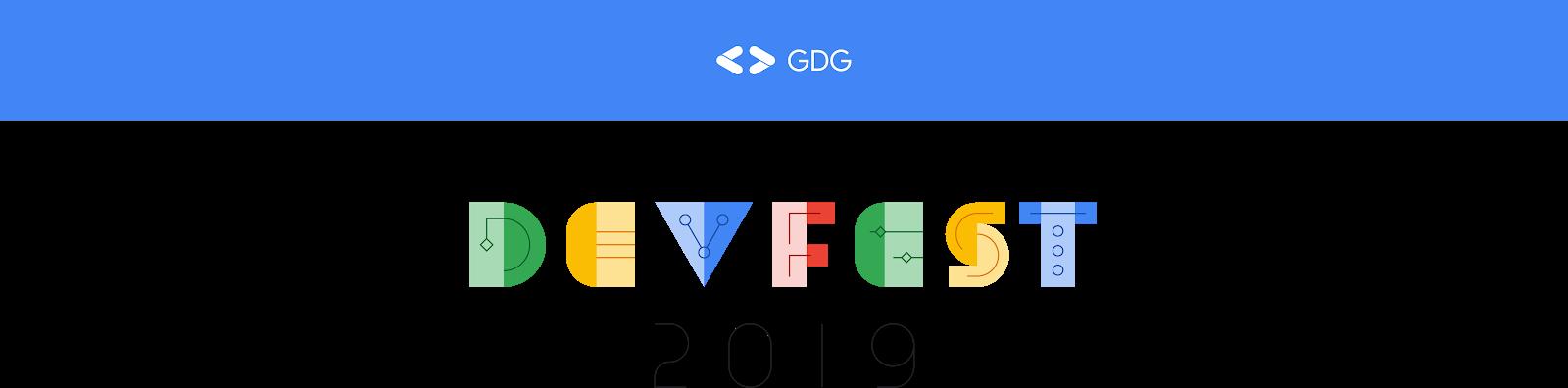 GDG DevFest banner