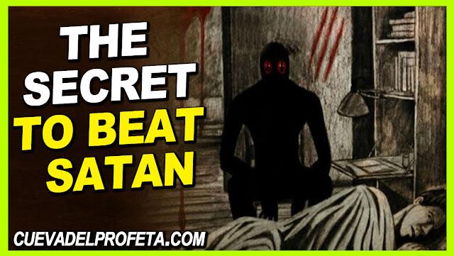The Secret to Beat Satan - William Marrion Branham Quotes