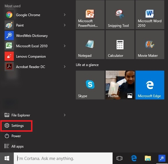 how to set up hotspot on windows 10