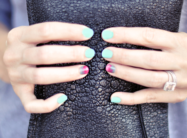 ombre nails, manicures, nail art, tutotial