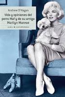 Marilyn monroe y su vida con el perro 2